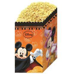 Pudełka na popcorn Halloween Myszki Mickey - 4 szt.