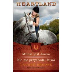 Heartland 15-16. Miłość jest darem. Nic nie przychodzi łatwo, rok wydania (2013)