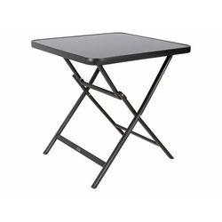 FLORABEST® Aluminiowy stół składany 70 x 70 cm