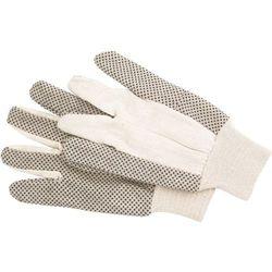 Rękawice ogrodowe FLO 74100 Czarno-biały (rozmiar 10)