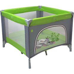 Coto Baby, kojec Conti, zielony, 100x100 cm