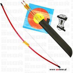 Łuk sportowy Hawk dla młodych łuczników 112 cm z kategorii Łuki i akcesoria