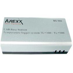 Odbiornik do rejestratora danych  bs-510 marki Arexx