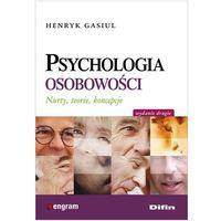PSYCHOLOGIA OSOBOWOŚCI (oprawa miękka) (Książka)