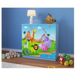 Komoda dziecięca  babydreams safari kolory negocjuj cenę, marki Kocot-meble