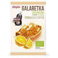 Amylon: galaretka pomarańczowa BIO - 40 g (8594006661775)