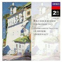 Rachmaninov:symph. N. 1 and 3 (CD) - Royal Concertgebouw Orchestra Amsterdam