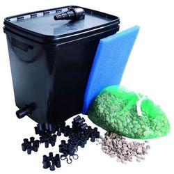 Ubbink filtr do oczka wodnego filtrapure 4000 l czarny1355967 (8711465559676)
