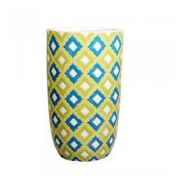 Ceramiczna osłona na donicę ma`lty m, marki A`miou home