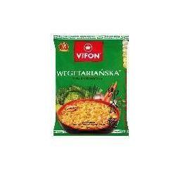 Zupa błyskawiczna wegetariańska łagodna 70 g Vifon (5901882110083)