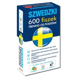Szwedzki 600 fiszek Trening od podstaw + CD - sprawdź w SELKAR