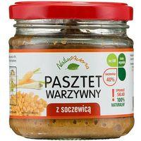 160g pasztet warzywny z soczewicą | darmowa dostawa od 150 zł! marki Naturavena