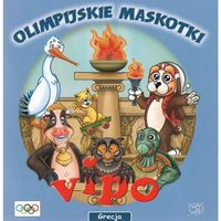 Olimpijskie maskotki Grecja (24 str.)