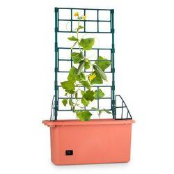 Waldbeck  tomato power planter pojemnik do hodowli roślin 75x130x35cm 3-poziomowa podpora pp mobilny