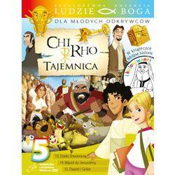 CHI RHO TAJEMNICA cz. 5 + film DVD - sprawdź w wybranym sklepie