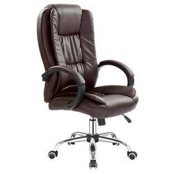 Halmar Stylowy fotel gabinetowy relax