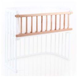 barierka do łóżeczka dostawnego maxi - buk naoliwiony marki Tobi babybay