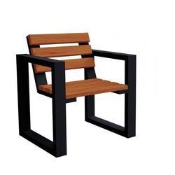 Fotel ogrodowy norin black - 8 kolorów marki Producent: elior