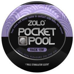 Kieszonkowy rozciągliwy masturbator  Pocket Rack Em, Zolo z Kobiece Tajemnice