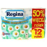 Papier toaletowy Regina Rumiankowy 3 warstwy (12 rolek)