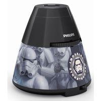 Lampka z projektorem  717699916 star wars + darmowy transport!, marki Philips