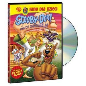 Scooby-doo i miecz samuraja 7321910250266 marki Galapagos films
