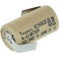 Panasonic Akumulator specjalny  nc-1900scr, nicd, 1900 mah, 1.2 v, 1 szt. (4042883329560)
