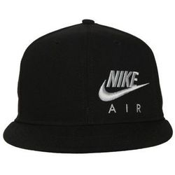 Nike Performance AIR HYBRID TRUE Czapka z daszkiem black/wolf grey, towar z kategorii: Czapki i nakrycia głow