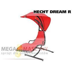 HECHT Leżak bujany Dream Red