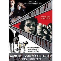 Wampiry. Mroczna kolekcja 2 (DVD) - Różni