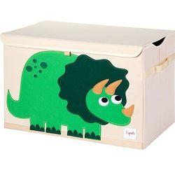Pudełko zamykane 3 sprouts triceratops
