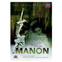 Massenet: Manon - Carlos Acosta, Tamara Rojo (film)