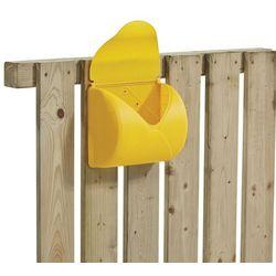 Gigi toys skrzynka na listy - żółty