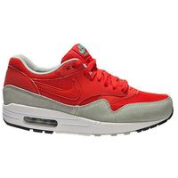 "Buty Nike Air Max 1 Essential ""Daring Red"" - Czerwony ||Szary"