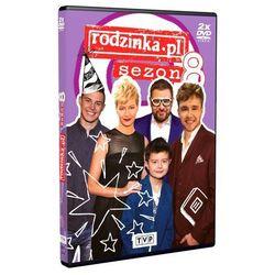 Rodzinka.pl. Sezon 8 (2 DVD), towar z kategorii: Filmy polskie