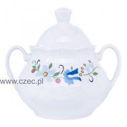 Lubiana Kaszubska cukiernica porcelana (jastra)