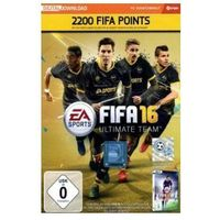 Fifa 16 Ultimate Team 2200 Points, Code in a Box