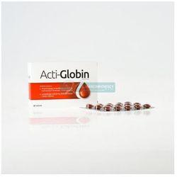 ACTI-GLOBIN 30 tabletek - sprawdź w wybranym sklepie