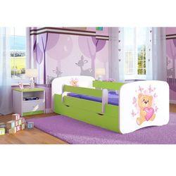 Łóżko dziecięce Kocot-Meble BABYDREAMS MIŚ Z MOTYLKAMI Kolory Negocjuj Cenę.