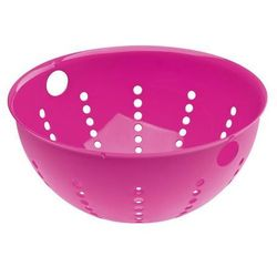 Durszlak 28 cm różowy marki Koziol
