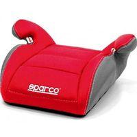 Fotelik SPARCO F100K, F100K_Red_Grey