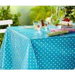 Obrus na stół ogrodowy wyprodukowany przez Tchibo