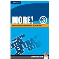 More! Level 3 Extra Practice Book (ISBN 9780521713122)