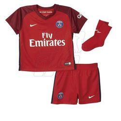 Nike Komplet piłkarski  psg kids aw 776723-601