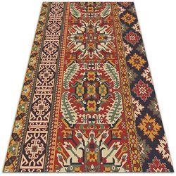 Modny winylowy dywan wewnętrzny Modny winylowy dywan wewnętrzny Retro styl