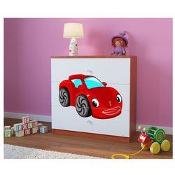Komoda dziecięca Kocot-Meble BABYDREAMS CZERWONE AUTO Kolory Negocjuj Cenę - produkt z kategorii- Szafy i szafki