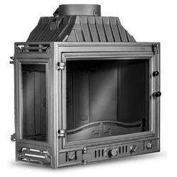 Wkład kominkowy KAWMET RETRO W4-LEWY 14,5 kW, Kratki z IGN Kominki