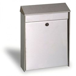 Skrzynka pocztowa ze stali nierdzewnej (8595004161779)