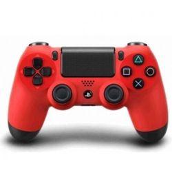 Sony PS4, DualShock 4 Red, kontroler, towar z kategorii: Gamepady
