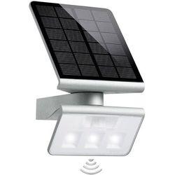 Steinel Lampa solarna zewnętrzna z czujnikiem ruchu.  6x0.2 w, led wbudowany na stałe, 150 lm, 4000 k, ip44, srebrny, kategoria: lampy ogrodowe